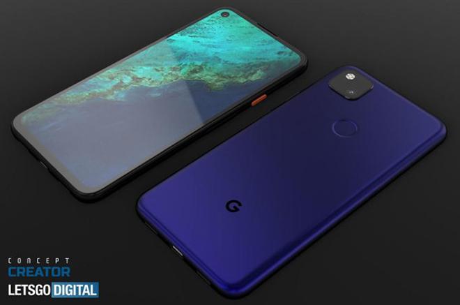 pixel 4a vo cung bat mat san sang ra mat tai google i/o 2020 hinh anh 1