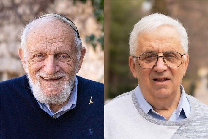Hillel Furstenberg  and Gregory Margulis nhận Giải thưởng Abel năm 2020.