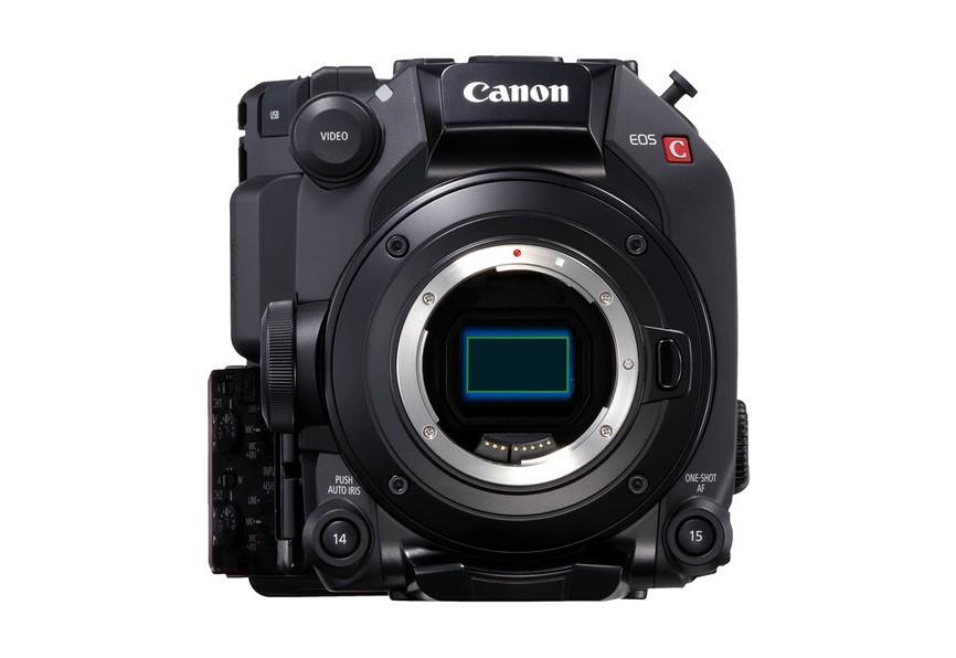 Canon ra mắt máy quay kỹ thuật số EOS C300 Mark III giá dự kiến 285 triệu ảnh 1