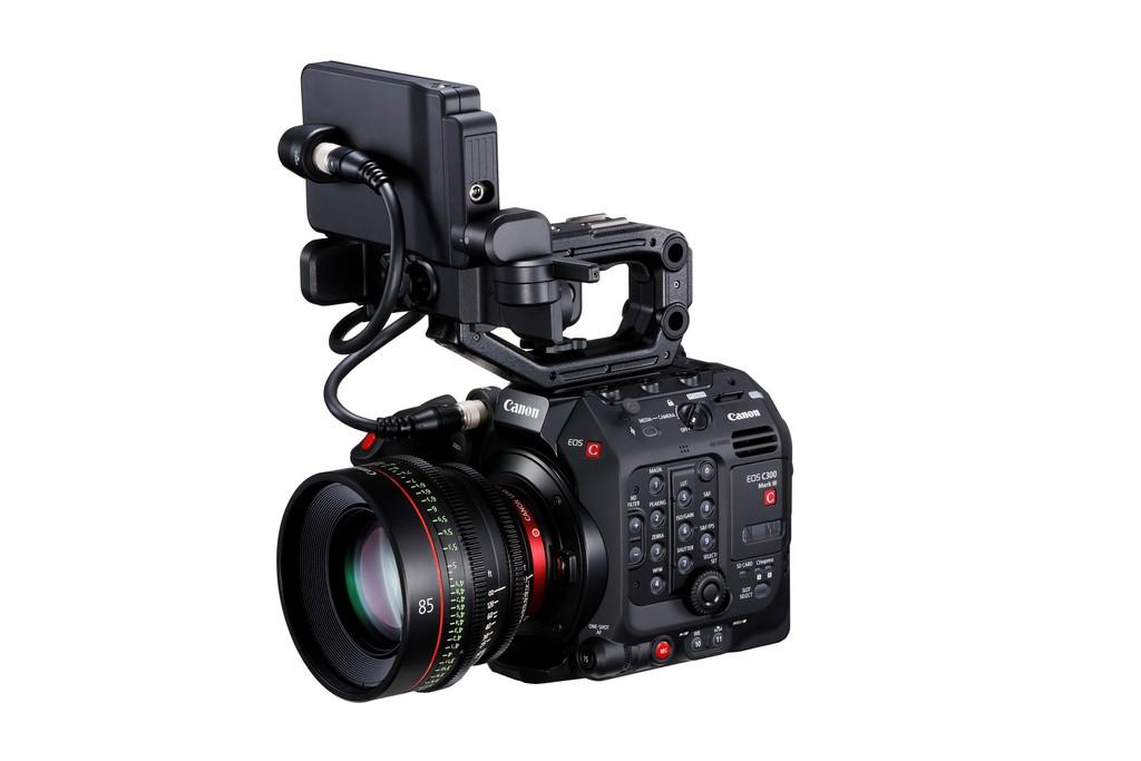 Canon ra mắt máy quay kỹ thuật số EOS C300 Mark III giá dự kiến 285 triệu ảnh 2