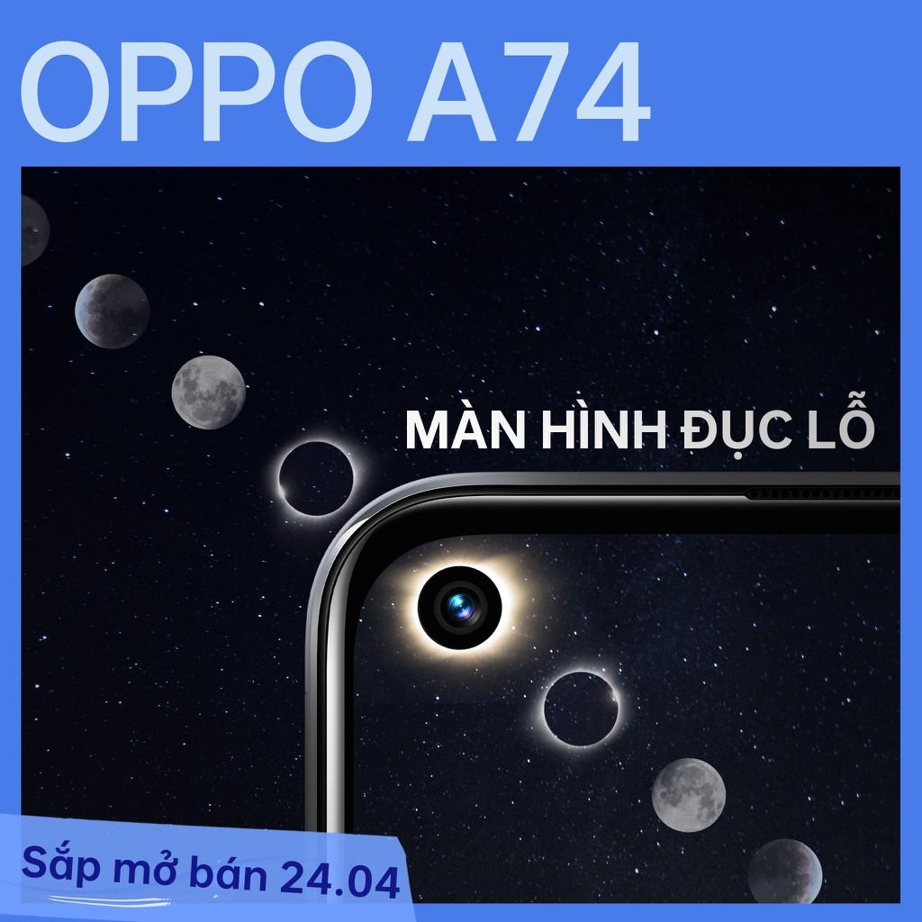OPPO A74 lên kệ: dung lượng pin lớn, sạc siêu nhanh, giá 6,7 triệu ảnh 5