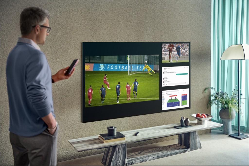 Samsung hội thảo tính năng mới TV Micro Led 2021 và Neo QLED 8K/4K ảnh 1