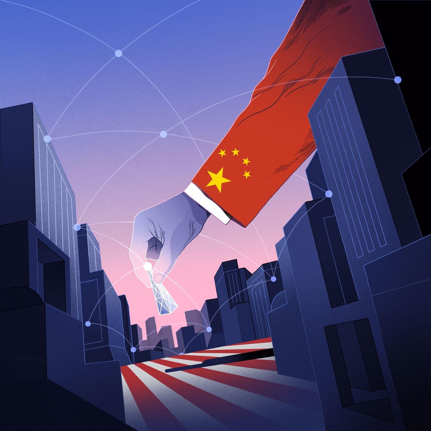 Huawei của Trung Quốc đang dẫn trước các công ty của Mỹ về 5G như thế nào?