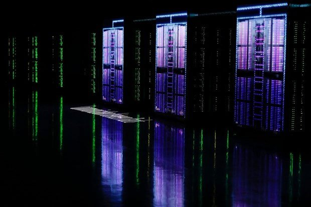 Japan has the world's fastest supercomputer for the first time