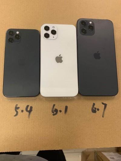 Lộ thiết kế mặt sau iPhone 12 ảnh 3