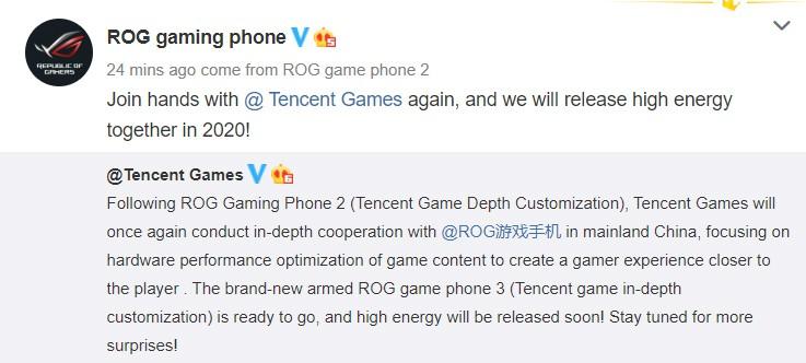 ASUS ROG Phone 3 sẽ chính thức ra mắt vào tháng 7 tới ảnh 1