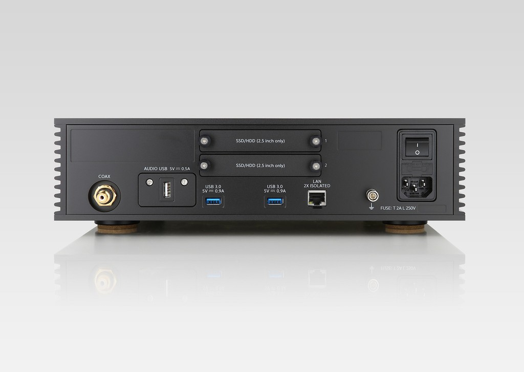 Aurender N200 trình làng - Công nghệ thừa hưởng từ model N20, màn hình lớn hiển thị bìa album ảnh 5