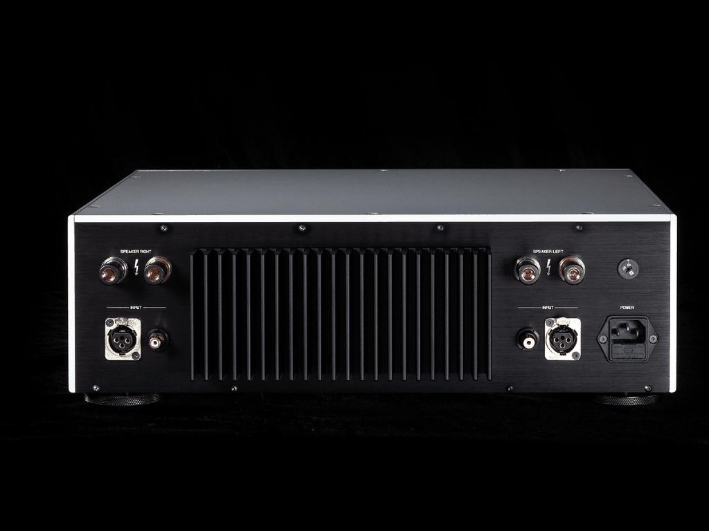 Goldmund Telos 300 - Poweramp 450W, tham chiếu cho dàn hi-end tầm 1 tỷ đồng ảnh 2