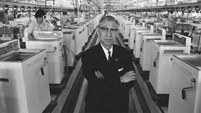 Late Konosuke Matsushita