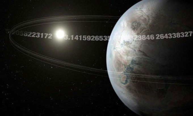 Mô phỏng ngoại hành tinh K2-315b.