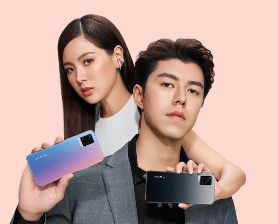 Vivo V20 Pro 5G ra mắt: camera selfie kép 44MP, Snapdragon 765G, RAM 8GB, giá 11 triệu ảnh 1