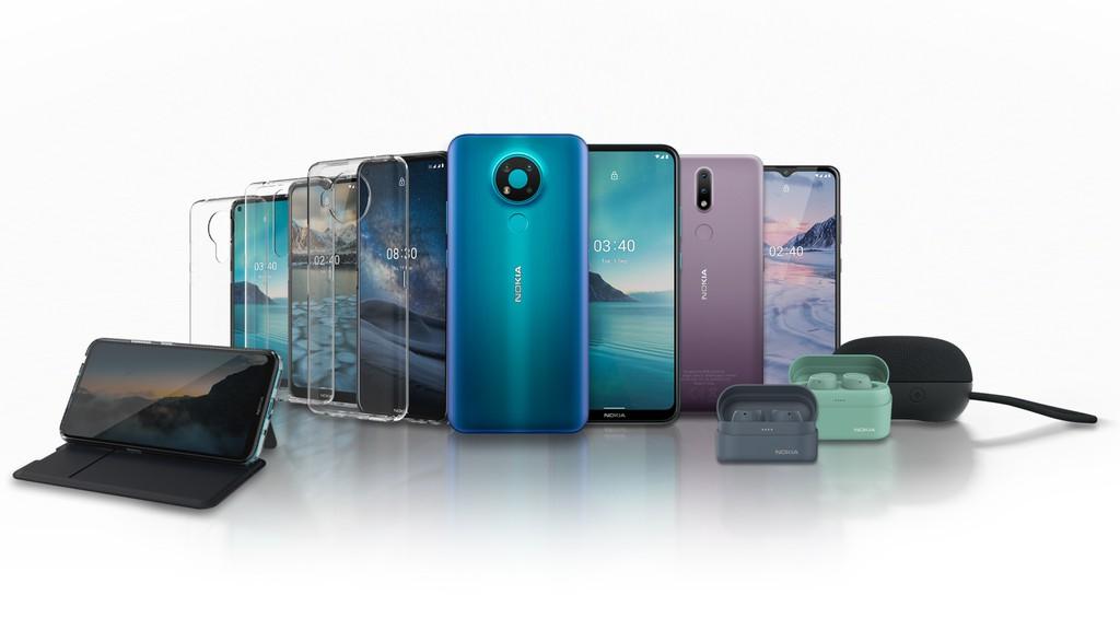 HMD Global tung loạt smartphone mới: Nokia 3.4, Nokia 2.4 và Nokia 8.3 5G ảnh 1