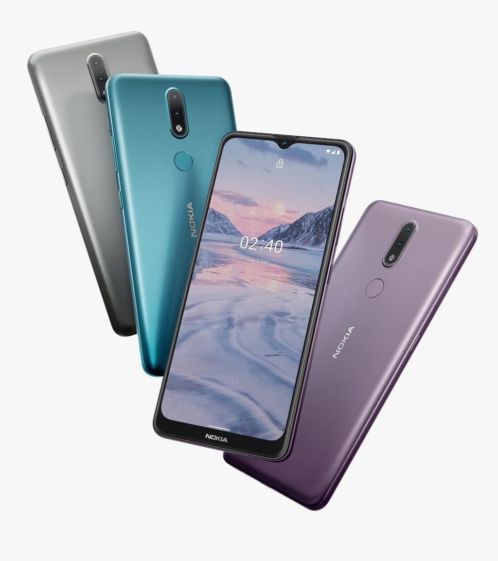 HMD Global tung loạt smartphone mới: Nokia 3.4, Nokia 2.4 và Nokia 8.3 5G ảnh 3