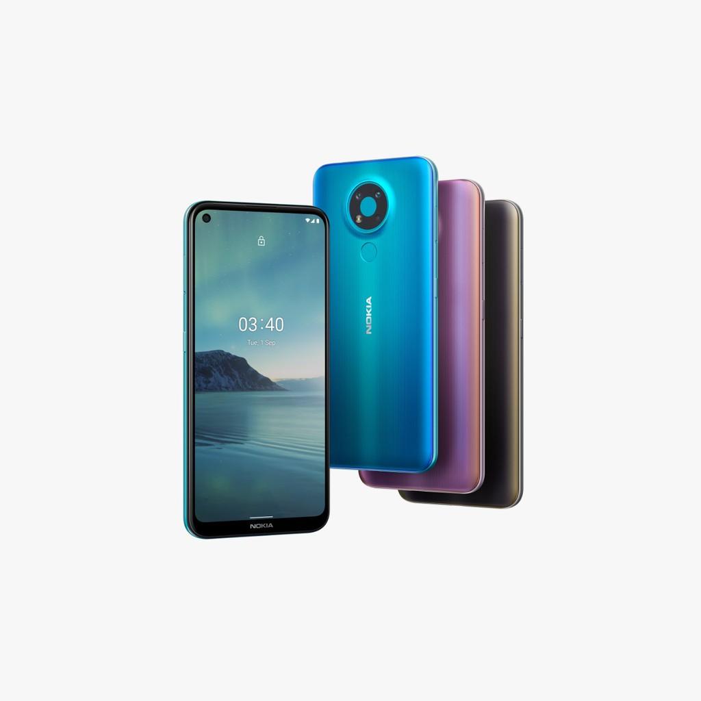 HMD Global tung loạt smartphone mới: Nokia 3.4, Nokia 2.4 và Nokia 8.3 5G ảnh 4