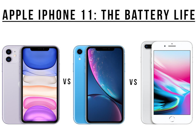 iphone 11 vs iphone xr vs iphone 8 plus: ai dai suc hon? hinh anh 4
