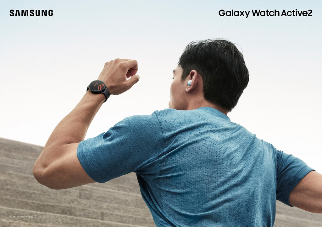 Galaxy Watch Active2 ra mắt thị trường Việt giá từ 7,5 triệu tặng tai nghe Bluetooth AKG  ảnh 2