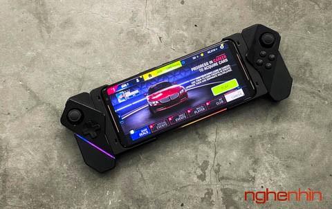 Khui vali phụ kiên Asus ROG Phone 2 Tencent Games giá 40 triệu tại Việt Nam ảnh 8