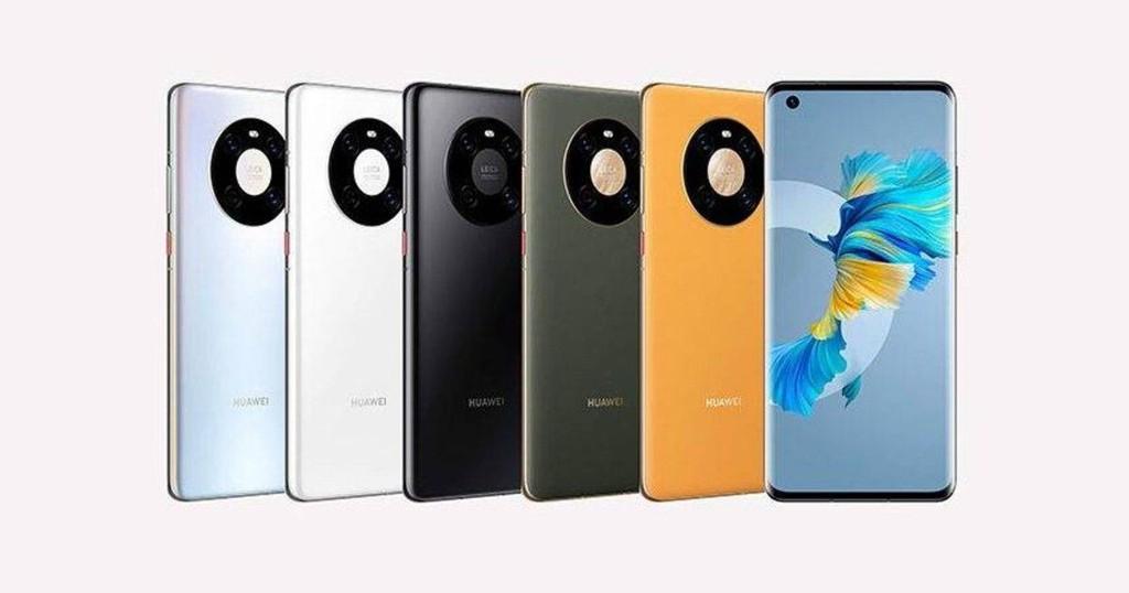 Huawei Mate 40 series ra mắt: 5 camera sau, sạc nhanh 66W, giá từ 24,6 triệu đồng ảnh 1