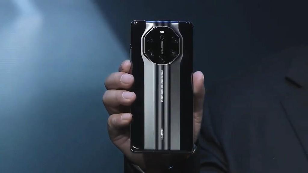 Huawei Mate40 RS: phiên bản Porsche Design cao cấp, camera đo thân nhiệt, giá 2.712 USD ảnh 5