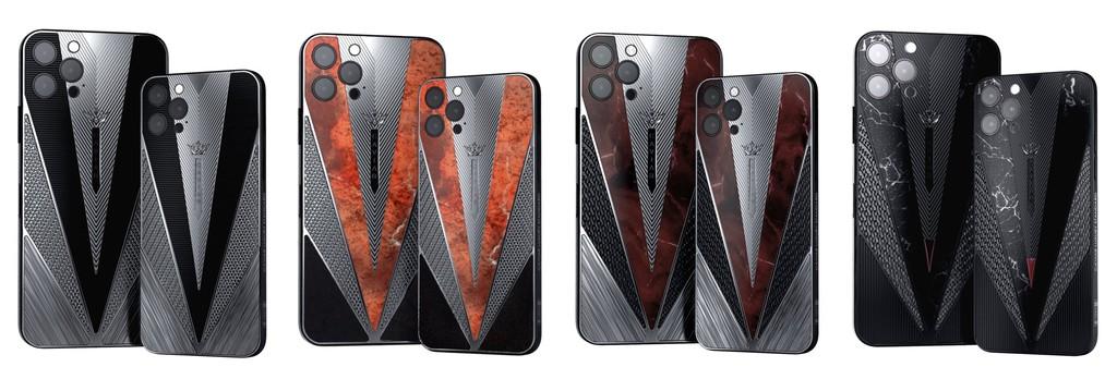Caviar ra mắt iPhone 12 hơn 1 tỷ đồng: Phiên bản chiến binh cổ đại siêu ngầu ảnh 1