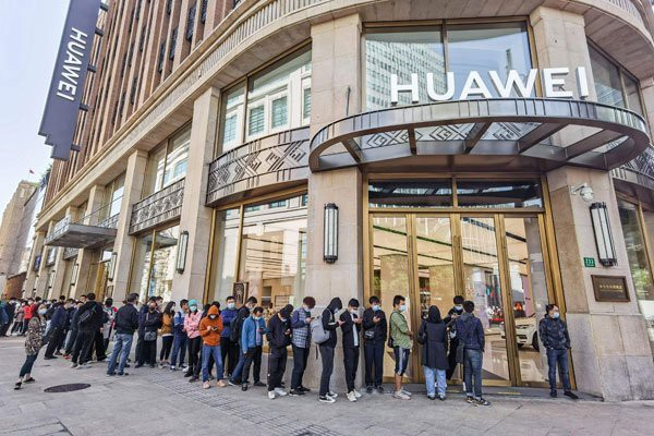 Huawei Mate 40 series cháy hàng chỉ sau 28 giây đặt trước ảnh 2