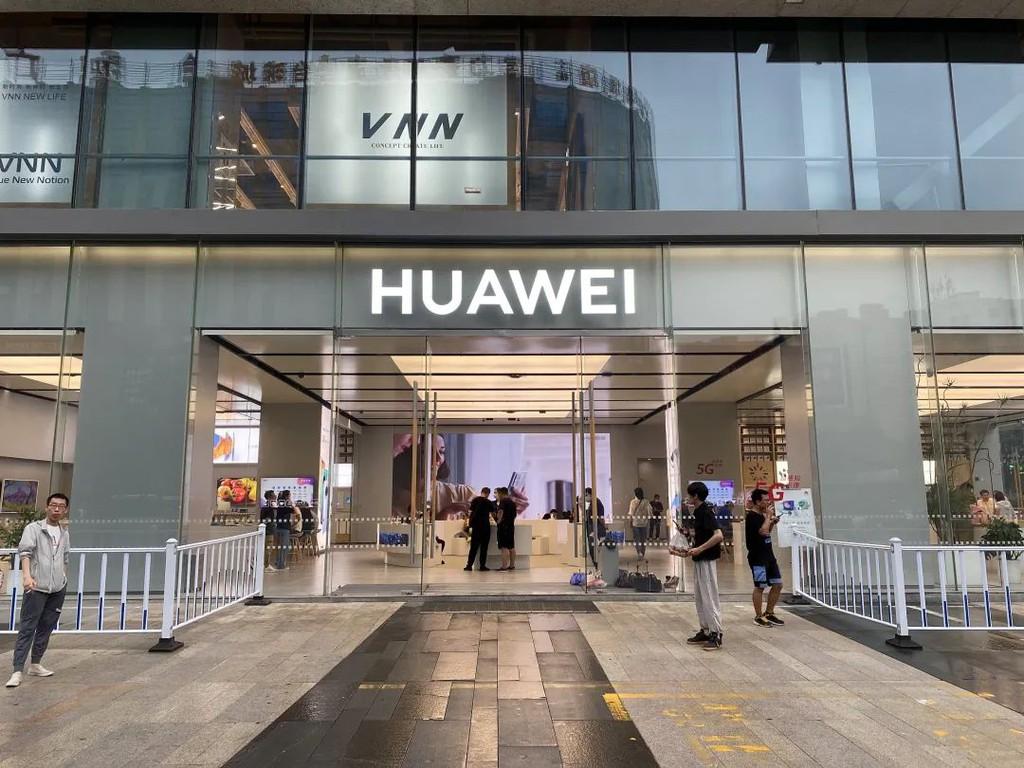 Huawei Mate 40 series cháy hàng chỉ sau 28 giây đặt trước ảnh 3