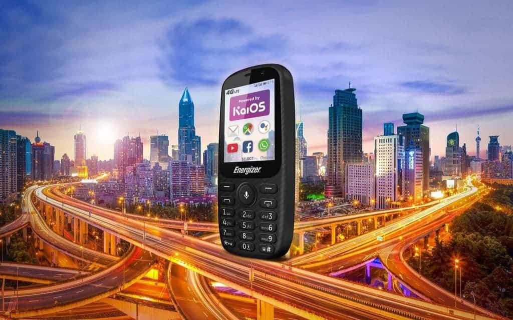 Energizer tung ra điện thoại giá rẻ mới: RAM 4GB, pin trâu ảnh 1