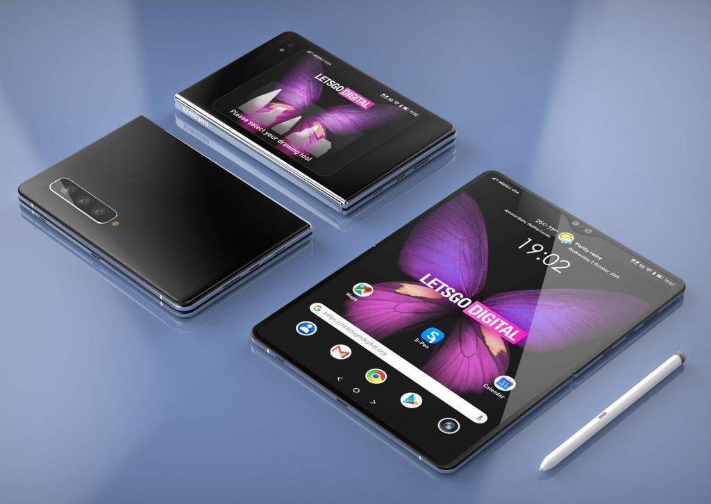 Samsung sẽ ra mắt Galaxy Z Fold3 vào tháng 6 năm 2021, tích hợp S Pen, camera ẩn  ảnh 2