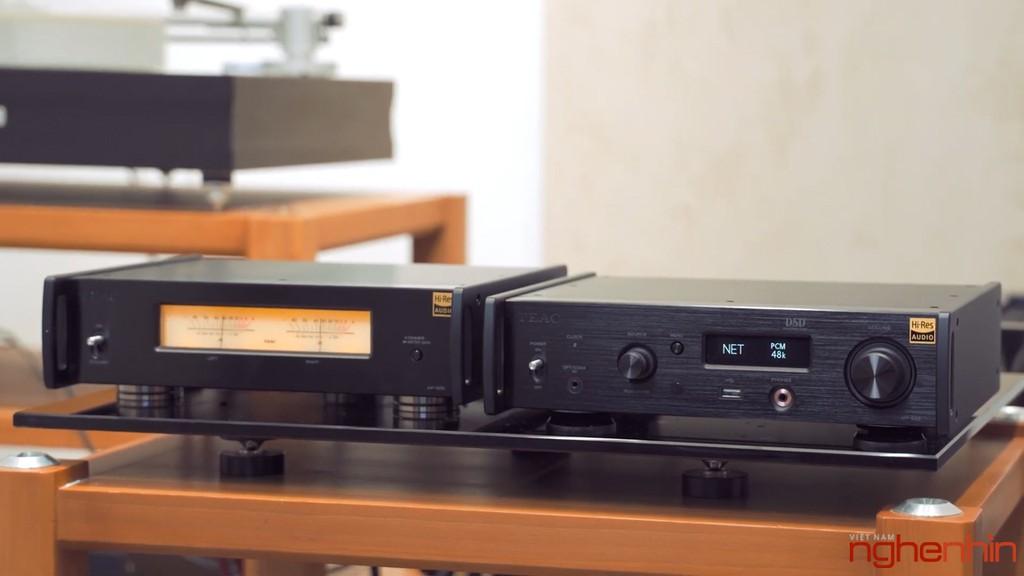 Review TEAC NT-505 và AP-505 – Bộ mini hi-end tối ưu dành cho audiophiles chuyên chơi nhạc số ảnh 11