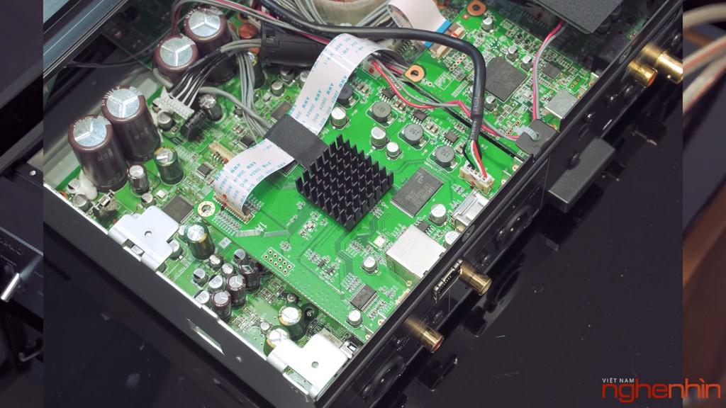 Review TEAC NT-505 và AP-505 – Bộ mini hi-end tối ưu dành cho audiophiles chuyên chơi nhạc số ảnh 7