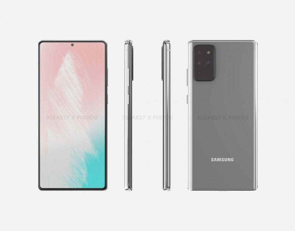 """Chân dung Galaxy Note 20 theo """"tin đồn"""" ảnh 1"""