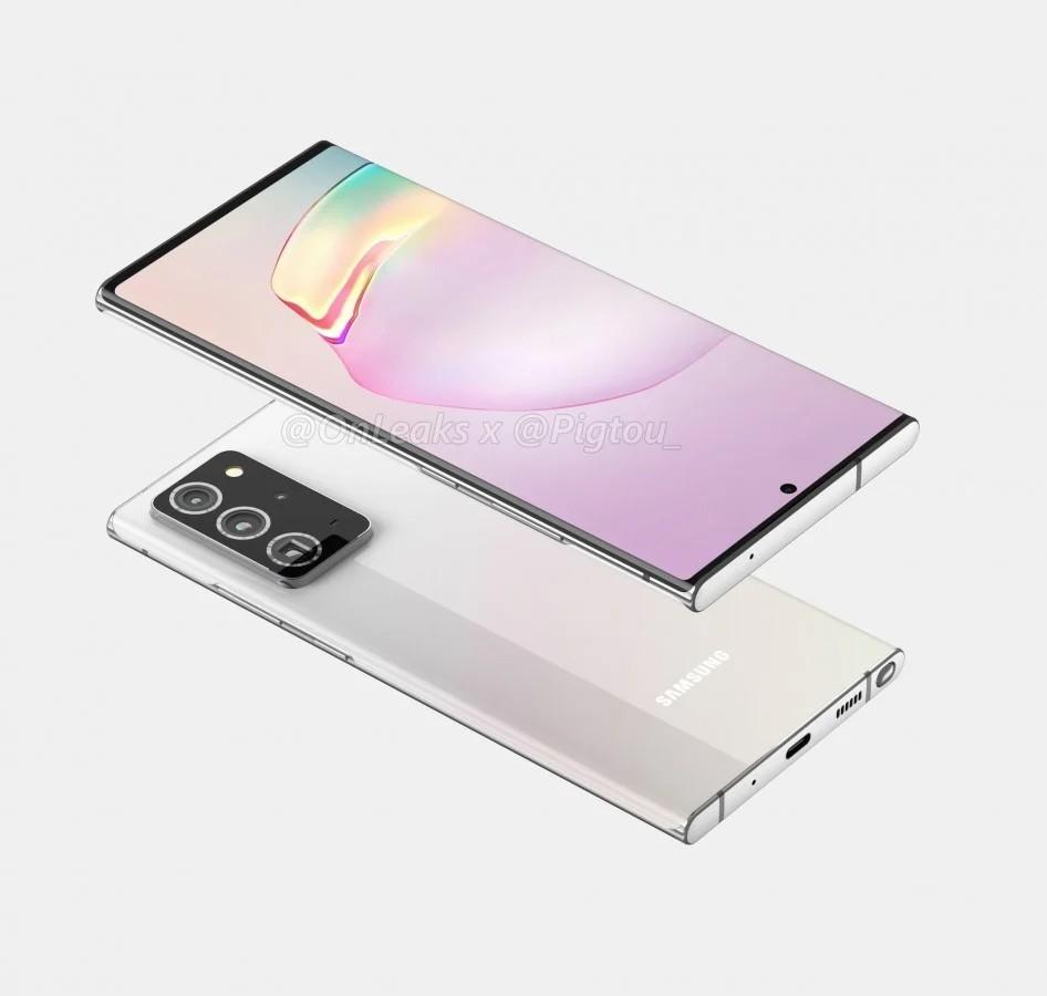 """Chân dung Galaxy Note 20 theo """"tin đồn"""" ảnh 2"""
