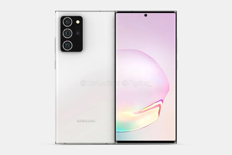 """Chân dung Galaxy Note 20 theo """"tin đồn"""" ảnh 3"""