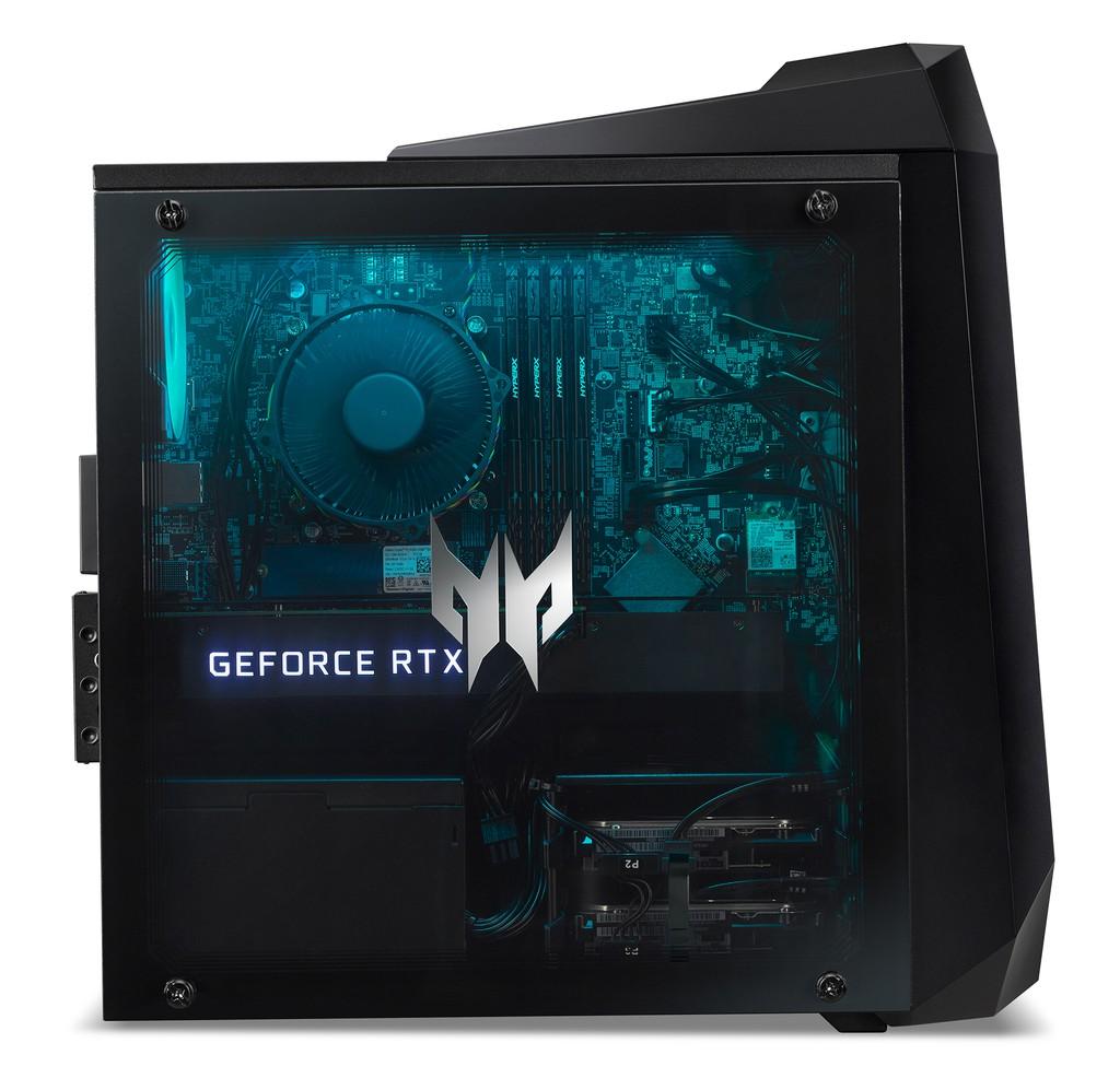 Acer đưa chất gaming Predator lên loạt desktop, màn hình, và phụ kiện mới ảnh 2