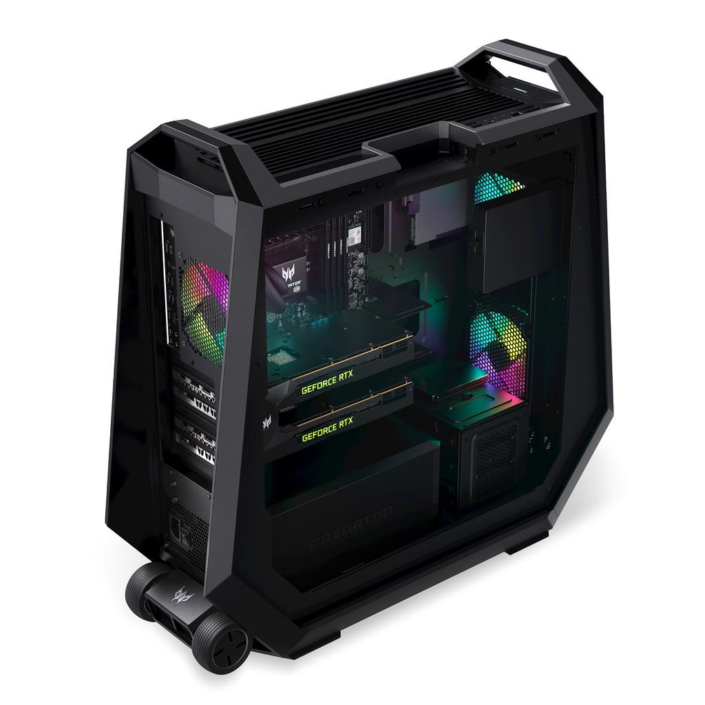 Acer đưa chất gaming Predator lên loạt desktop, màn hình, và phụ kiện mới ảnh 7