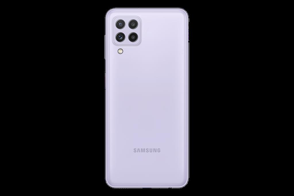 Samsung chính thức ra mắt Galaxy A22 camera chống rung quang học OIS giá 5,9 triệu ảnh 6