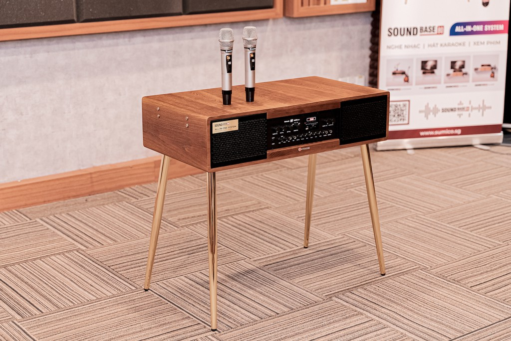 Sumico Sound Base 80 – Hệ thống loa All-In-One dẫn đầu xu hướng giải trí tiện ích ảnh 1