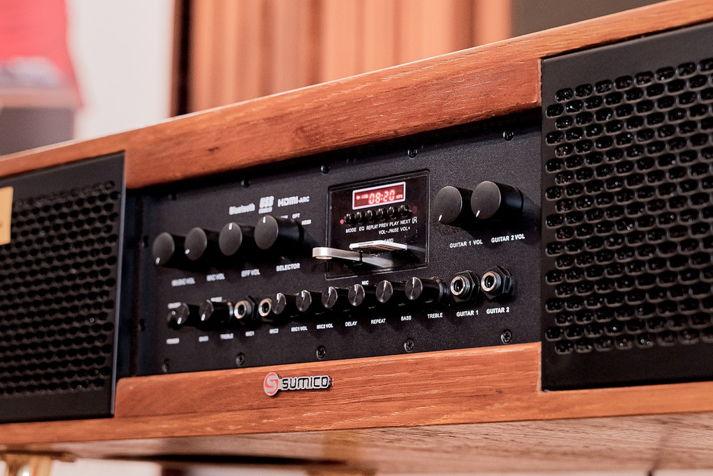 Sumico Sound Base 80 – Hệ thống loa All-In-One dẫn đầu xu hướng giải trí tiện ích ảnh 13