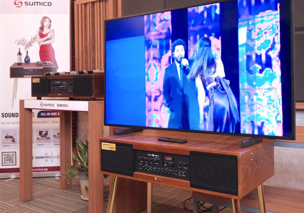 Sumico Sound Base 80 – Hệ thống loa All-In-One dẫn đầu xu hướng giải trí tiện ích ảnh 6