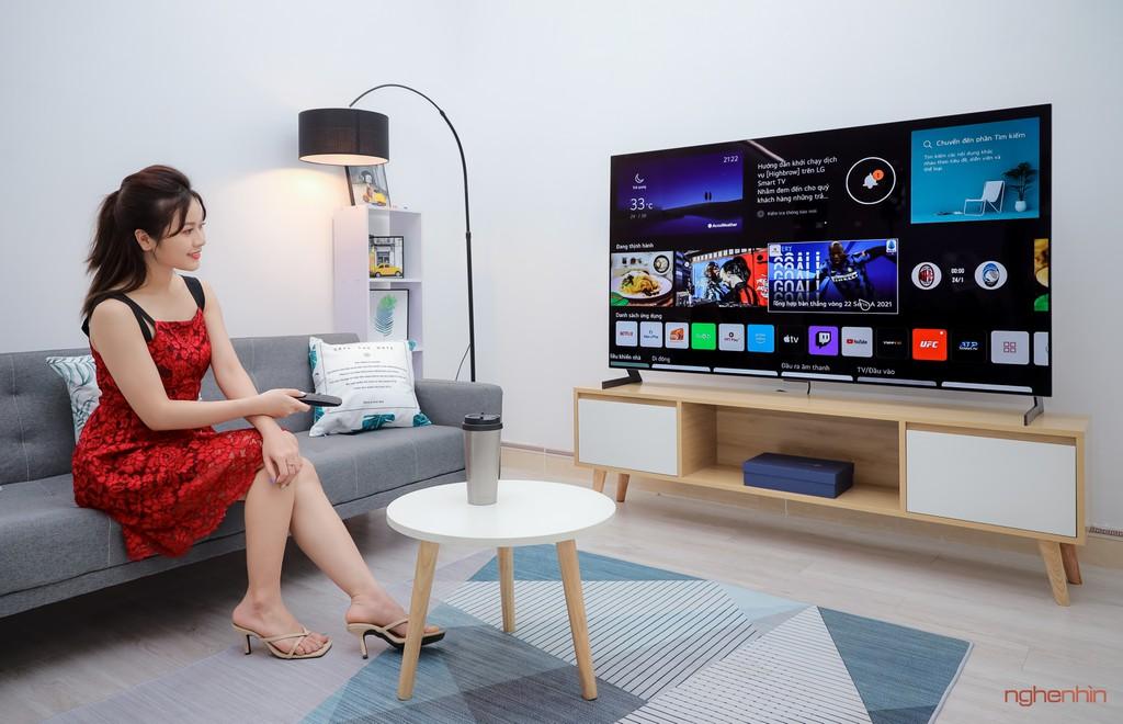 Những điểm nổi bật trên TV LG OLED Evo G1 giá 77,5 triệu đồng  ảnh 1