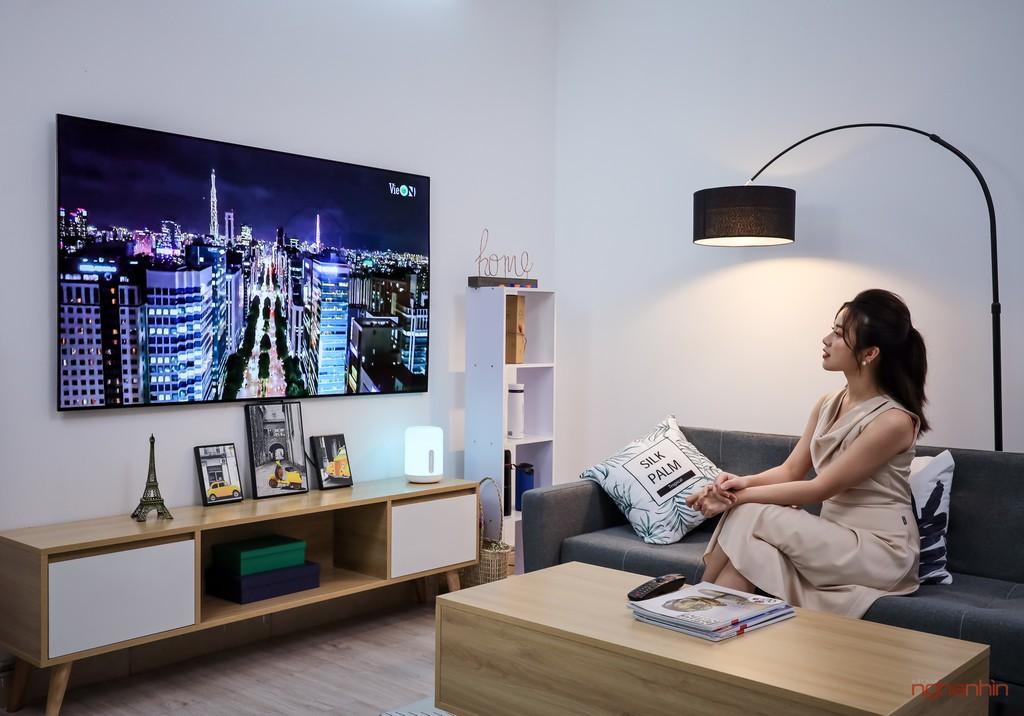Những điểm nổi bật trên TV LG OLED Evo G1 giá 77,5 triệu đồng  ảnh 2