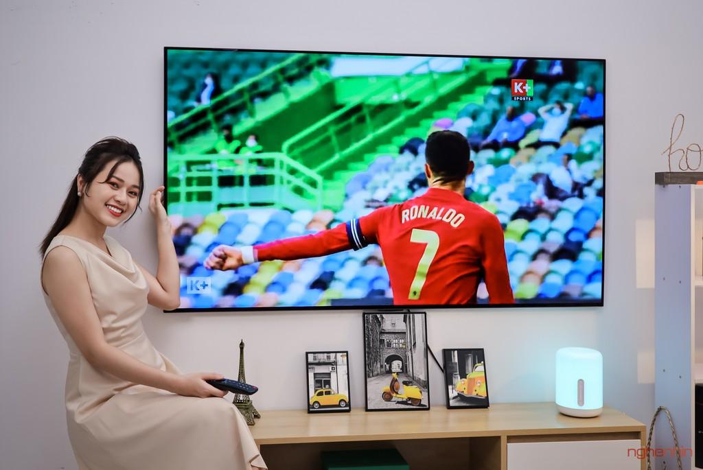 Những điểm nổi bật trên TV LG OLED Evo G1 giá 77,5 triệu đồng  ảnh 4