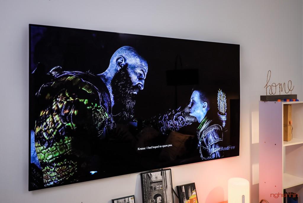 Những điểm nổi bật trên TV LG OLED Evo G1 giá 77,5 triệu đồng  ảnh 6