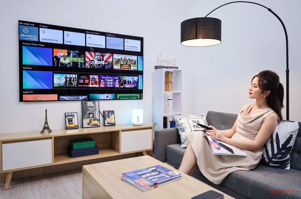 Những điểm nổi bật trên TV LG OLED Evo G1 giá 77,5 triệu đồng  ảnh 8