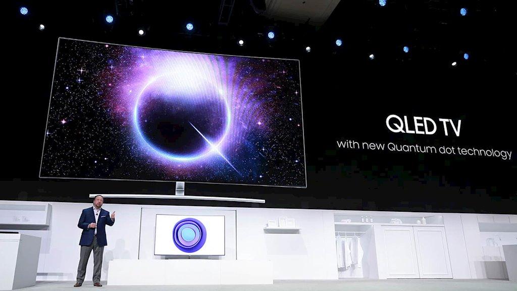 Samsung Display đang phát triển công nghệ tầm nền QD-OLED