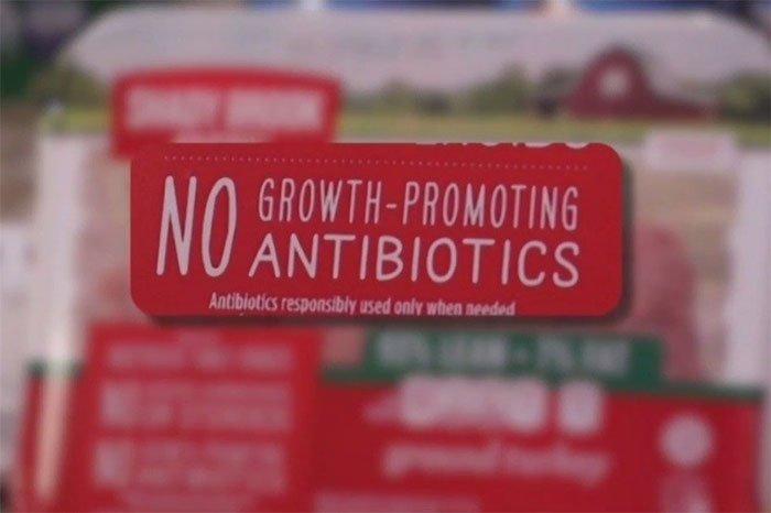 Nhãn này thường thấy trên các sản phẩm từ trang trại Shady Brook và Honeysuckle White