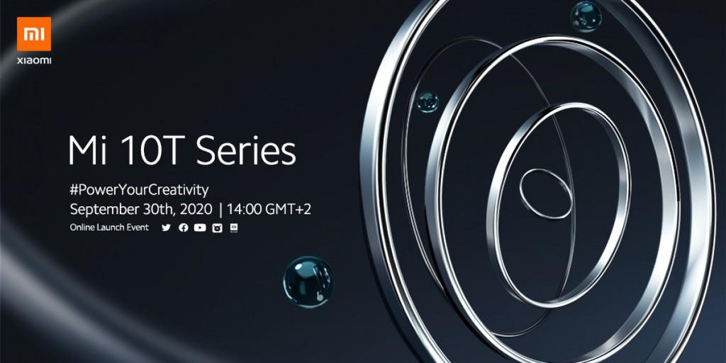 Xiaomi Mi 10T, Mi 10T Pro và Mi 10T Lite chính thức ra mắt ngày 30/9 ảnh 1