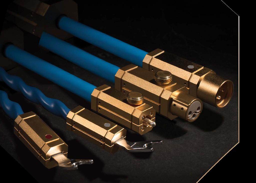 Cáp ultra hi-end Siltech Triple Crown – Bộ ba vương miện cân bằng mỹ thuật âm thanh ảnh 2