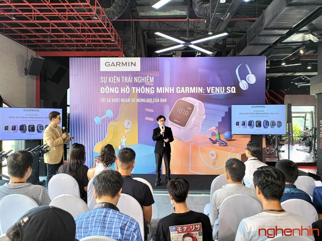 Garmin giới thiệu đồng hồ Venu Sq và Venu Sq tại Việt Nam giá từ 5 triệu đồng ảnh 1