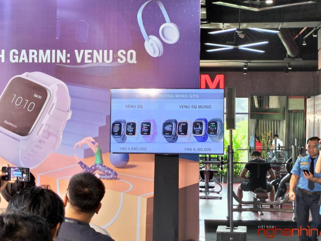 Garmin giới thiệu đồng hồ Venu Sq và Venu Sq tại Việt Nam giá từ 5 triệu đồng ảnh 5